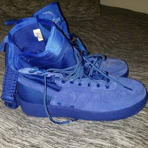 Nike Air Force 1 SF High Top Sz 10.5 Brand New